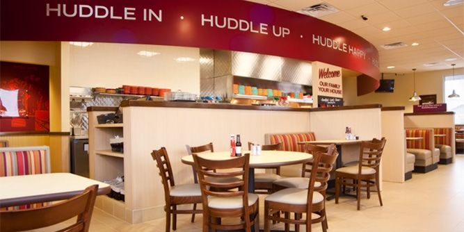 Huddle House, Inc. slide 1