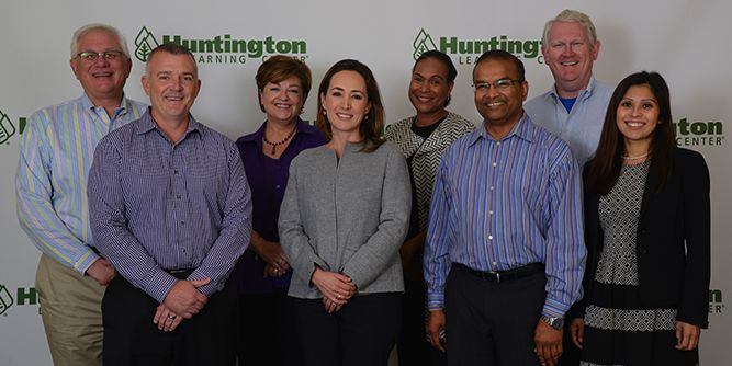 Huntington Learning Centers slide 1