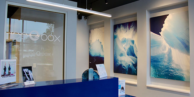 Icebox Cryotherapy Studio slide 1