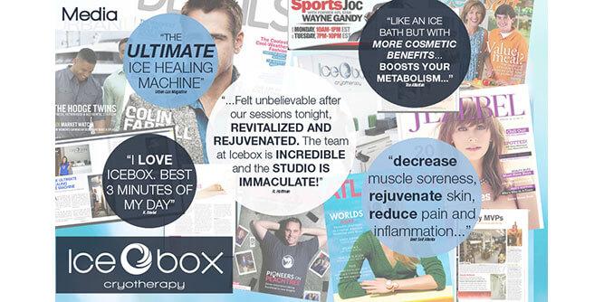 Icebox Cryotherapy Studio slide 7