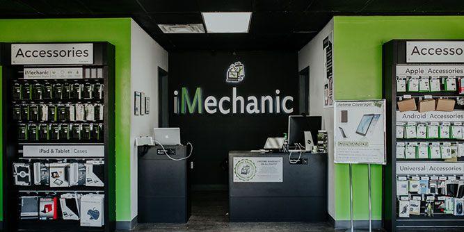 iMechanic slide 1