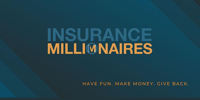 Insurance Millionaires slide 1