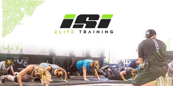 ISI Elite Training slide 1