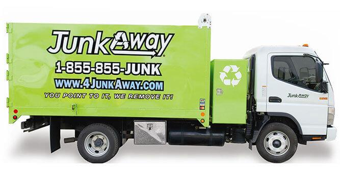 JunkAway slide 1