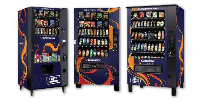 KarmaBox - Boutique Healthy Vending slide 2