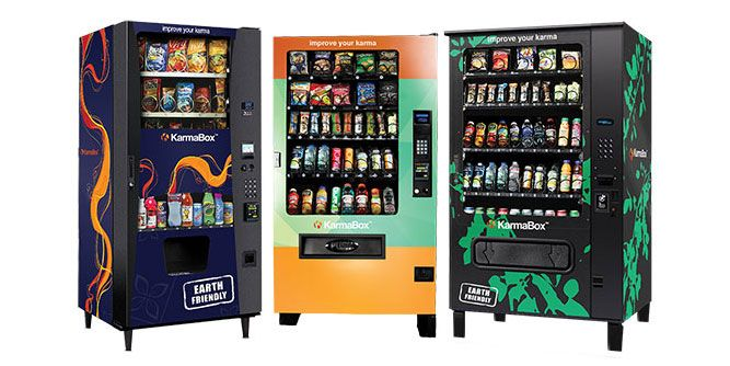 KarmaBox - Boutique Healthy Vending slide 3