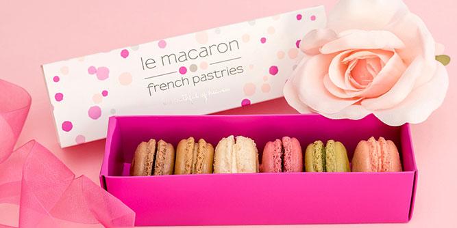 Le Macaron slide 9