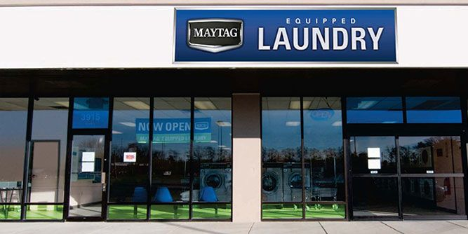 Maytag® Commercial Laundry slide 3