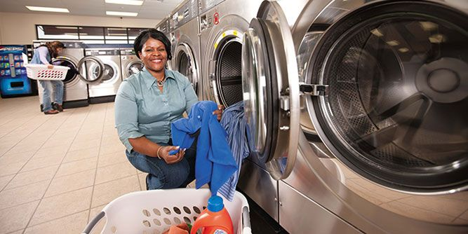 Maytag® Commercial Laundry slide 4