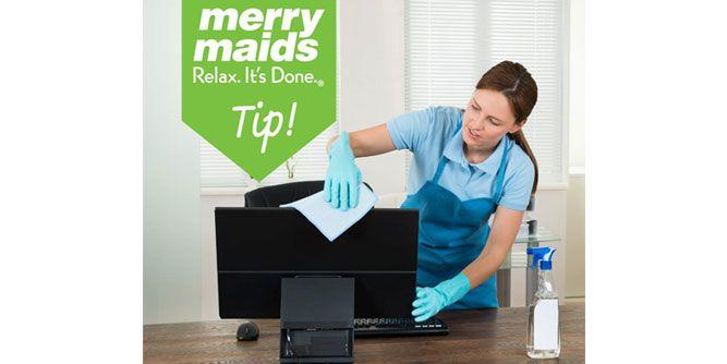 Merry Maids slide 4
