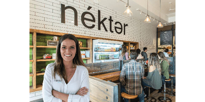Nékter - Juice Bar slide 1