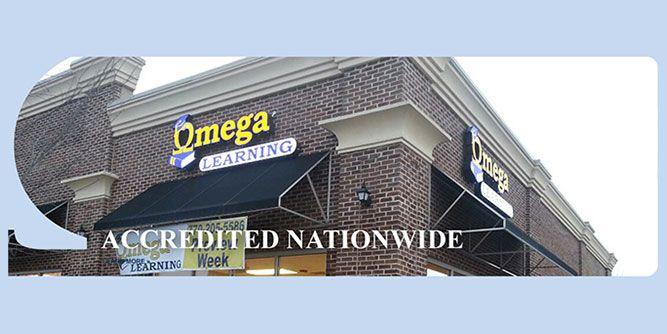 Omega Learning® Center slide 1