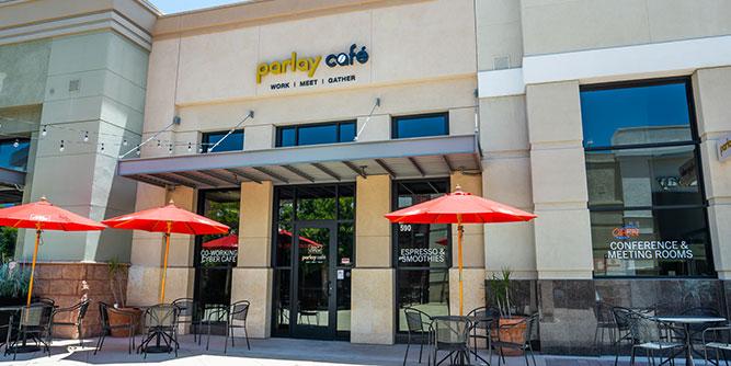 Parlay Café - Work, Meet, Relax slide 7