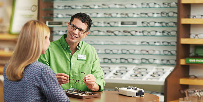 Pearle Vision EyeCare Center slide 3