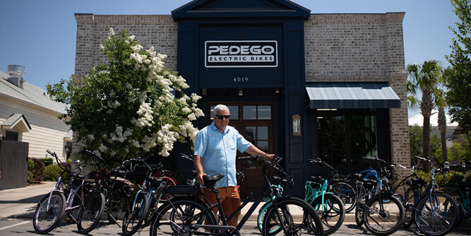 Pedego Electric Bikes slide 4