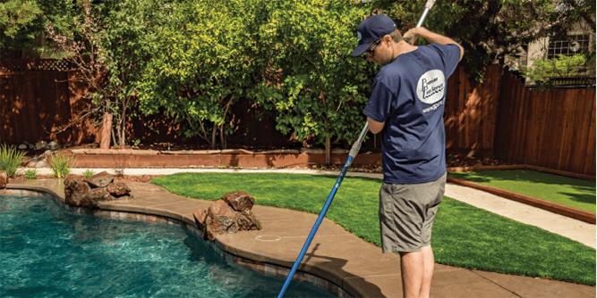 Premier Pool Service slide 3