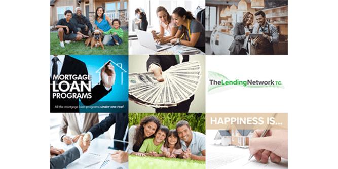 The Lending Network slide 4