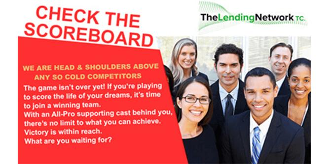 The Lending Network slide 5