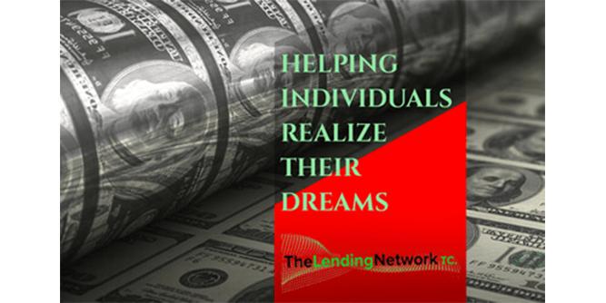 The Lending Network slide 6