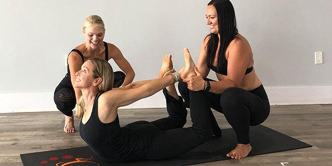 real hot yoga slide 10