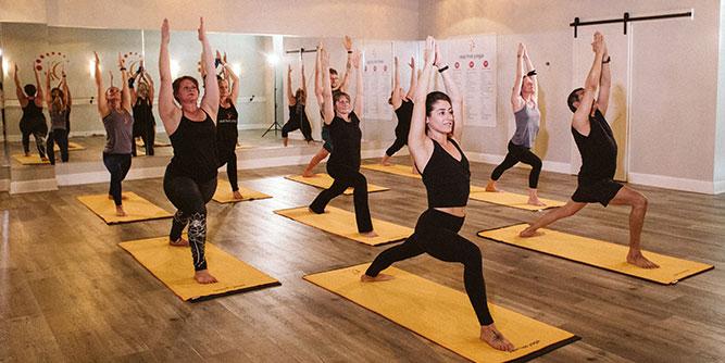 real hot yoga slide 3