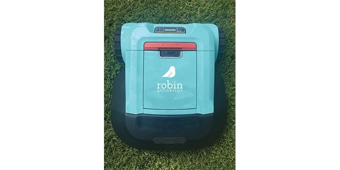 Robin Autopilot - Robotic Lawn Care slide 5