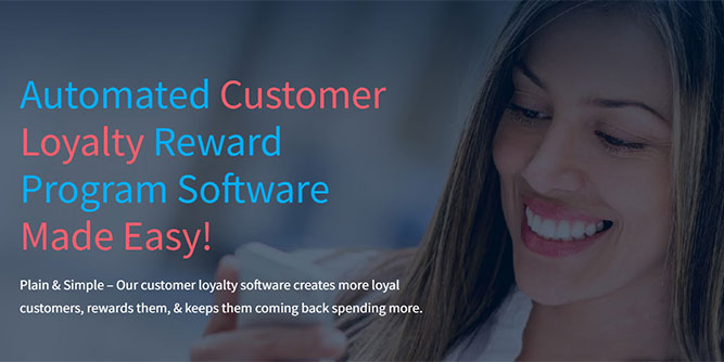 RoboRewards - Customer Loyalty Software slide 1