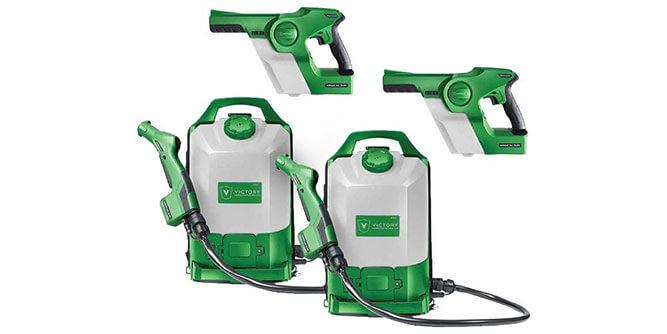 Sani-Spray - Electrostatic Spray Cleaning slide 3