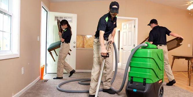 Servpro Cleanup & Restoration slide 10