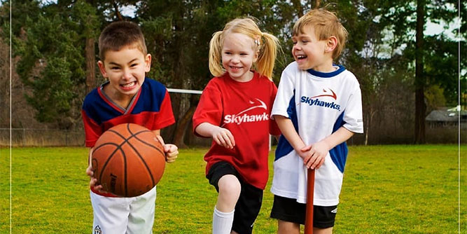 Skyhawks Youth Sports Camps slide 5