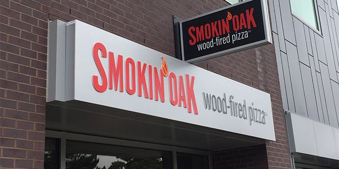 Smokin' Oak Wood-Fired Pizza slide 5