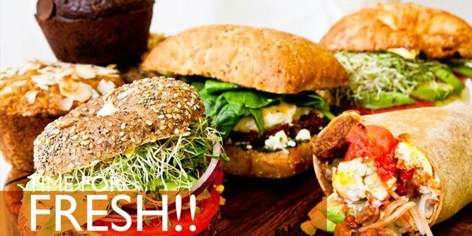 Smoothie Fresh Cafe slide 3