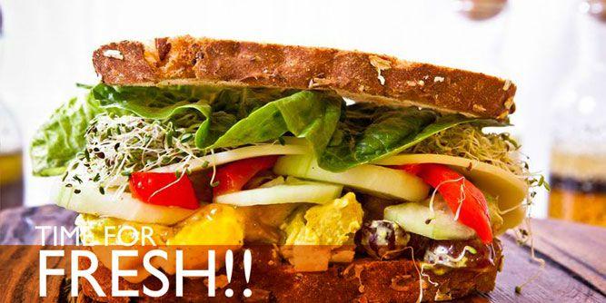 Smoothie Fresh Cafe slide 6