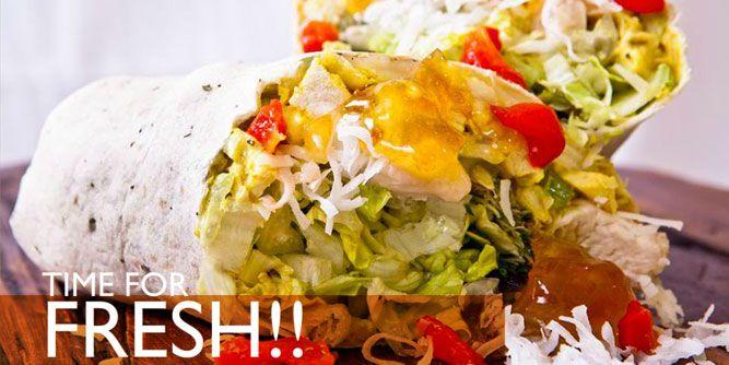Smoothie Fresh Cafe slide 9
