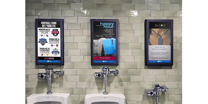 Social Indoor - Digital Advertising slide 1