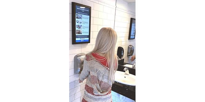 Social Indoor - Digital Advertising slide 2