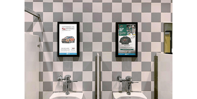 Social Indoor - Digital Advertising slide 3