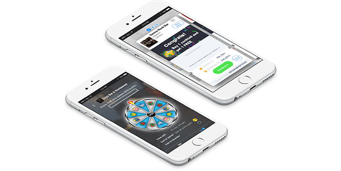 SpinDeals app slide 5