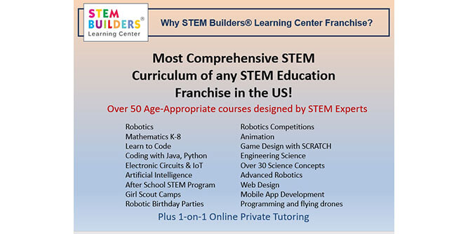 STEM Builders slide 2