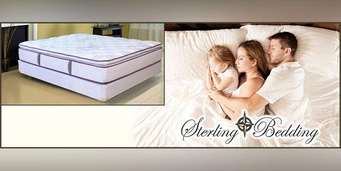 Sterling Bedding slide 1