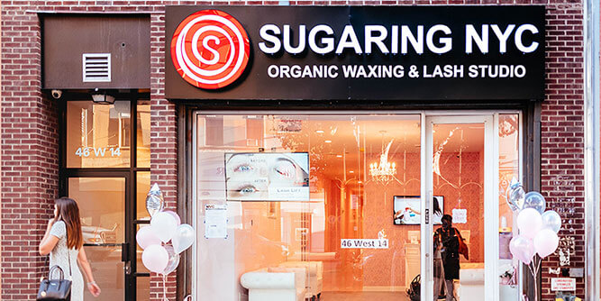 Sugaring NYC - Hair Removal slide 1
