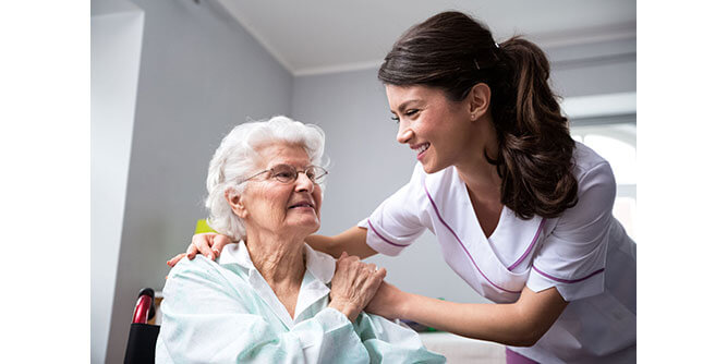 Talem Home Care & Placement Services slide 1
