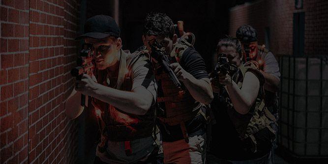 Team Combat - Tactical Laser Tag slide 1