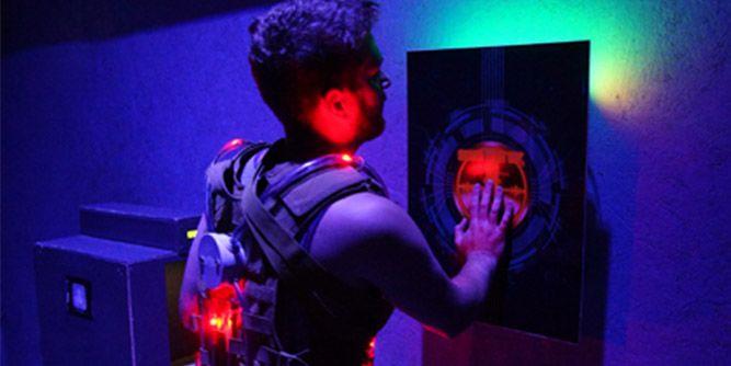 Team Combat - Tactical Laser Tag slide 2