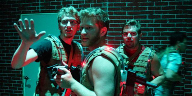 Team Combat - Tactical Laser Tag slide 4