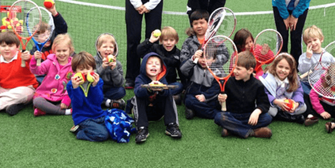 Tennis Time - The Ultimate Kids Sports Business slide 4