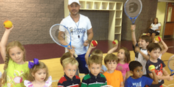 Tennis Time - The Ultimate Kids Sports Business slide 8
