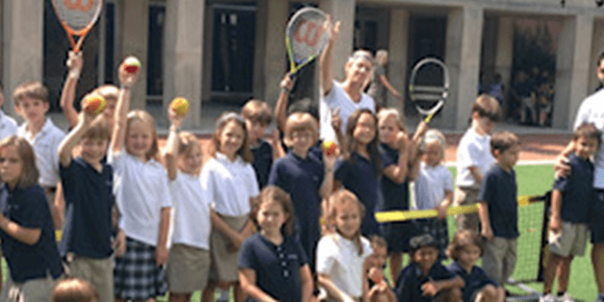 Tennis Time - The Ultimate Kids Sports Business slide 9