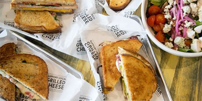 The American Grilled Cheese Kitchen slide 8