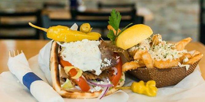 The Great Greek Mediterranean Grill slide 3